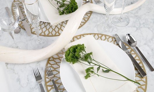 The Perfect Setting: Shop Tabletop