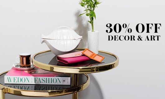 30% Off Most Obsessed: Decor & Art