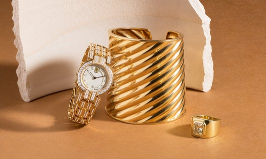 Editors' Picks: Jewelry & Watches