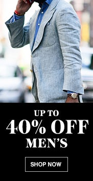 Upto40off mensdropdown