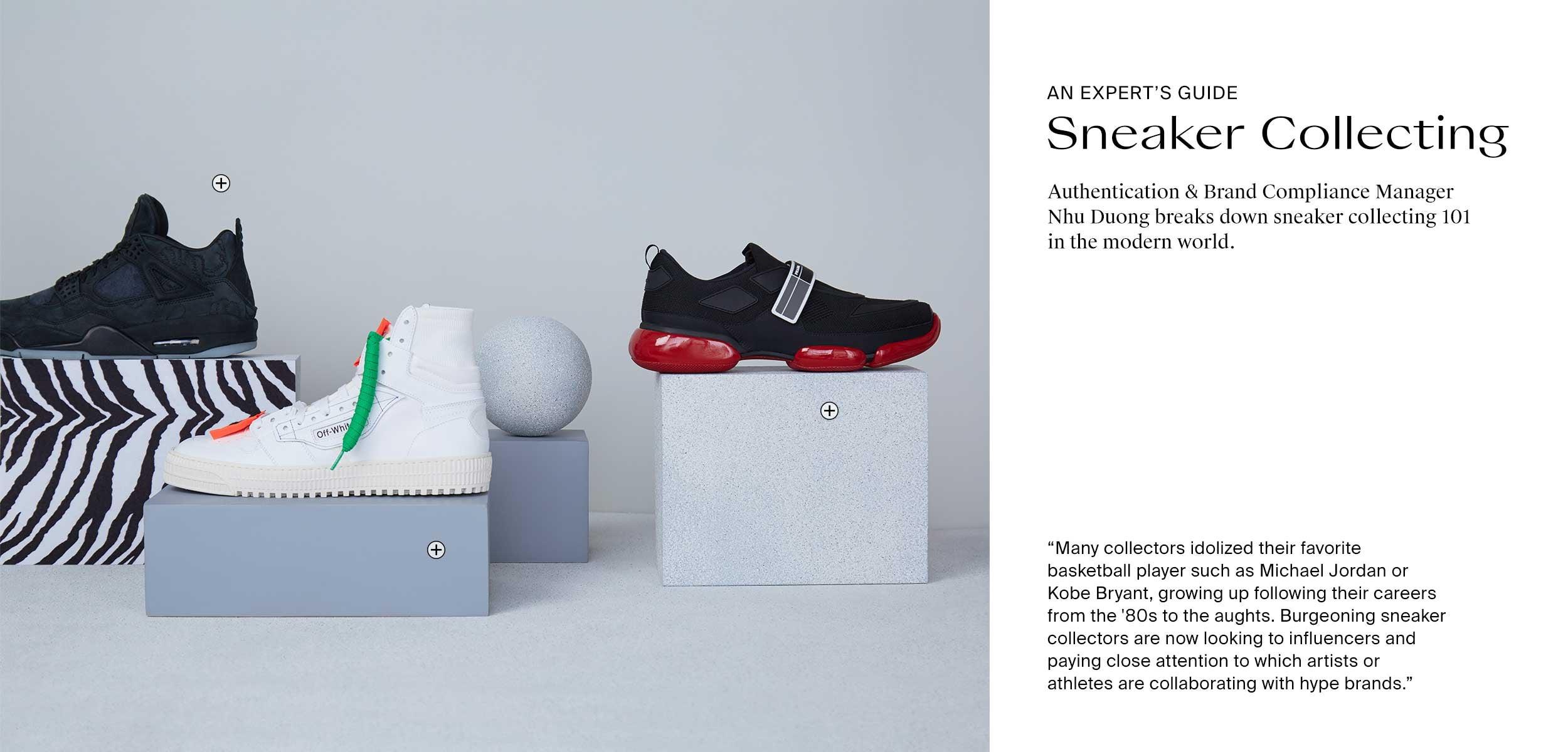c283e03fb57f Sneaker Collecting