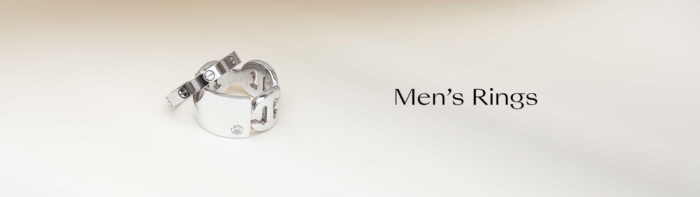 adcff2aa19100 Mens' Rings | The RealReal