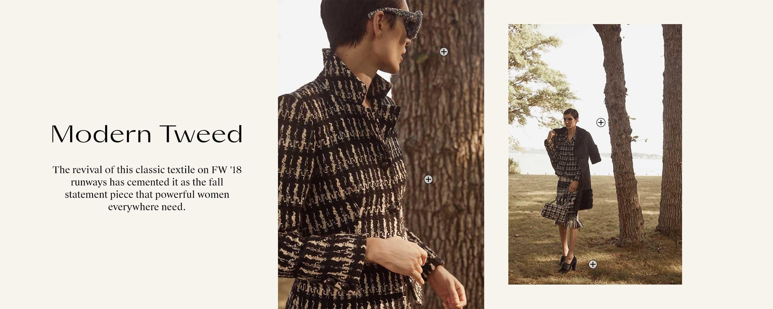 51bb624153bb Modern Tweed | The RealReal