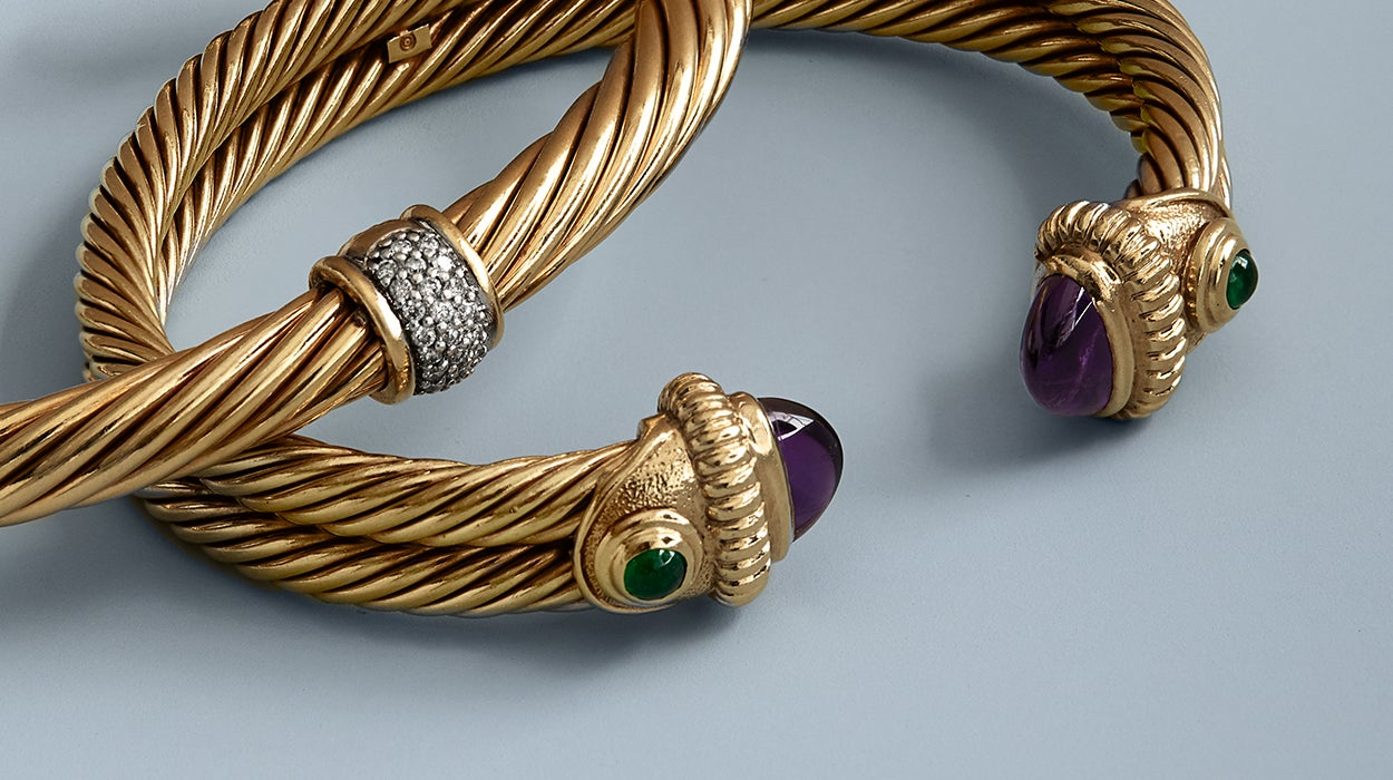 David Yurman Jewelry | The RealReal