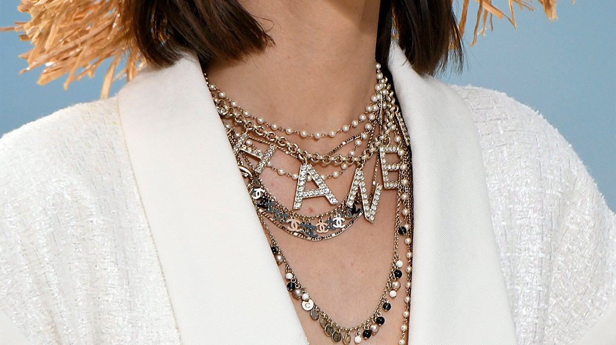 974541b2b Chanel Necklaces | The RealReal