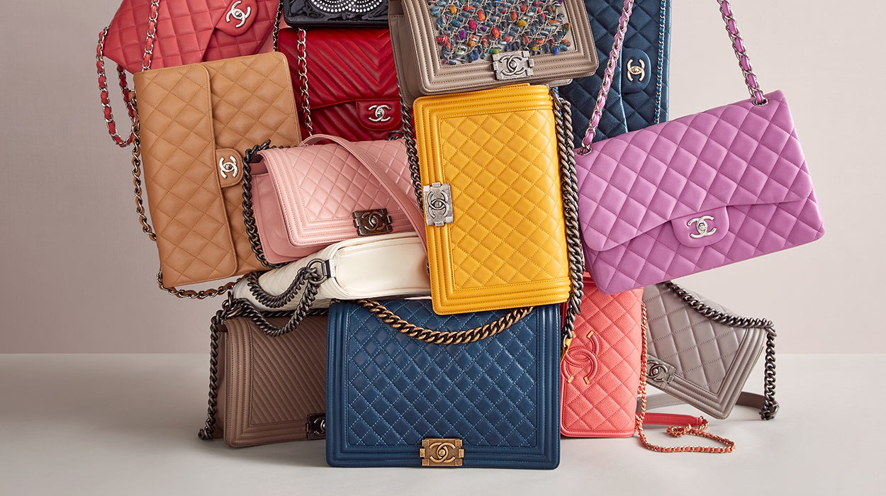 306408eb385 Chanel Handbags | The RealReal