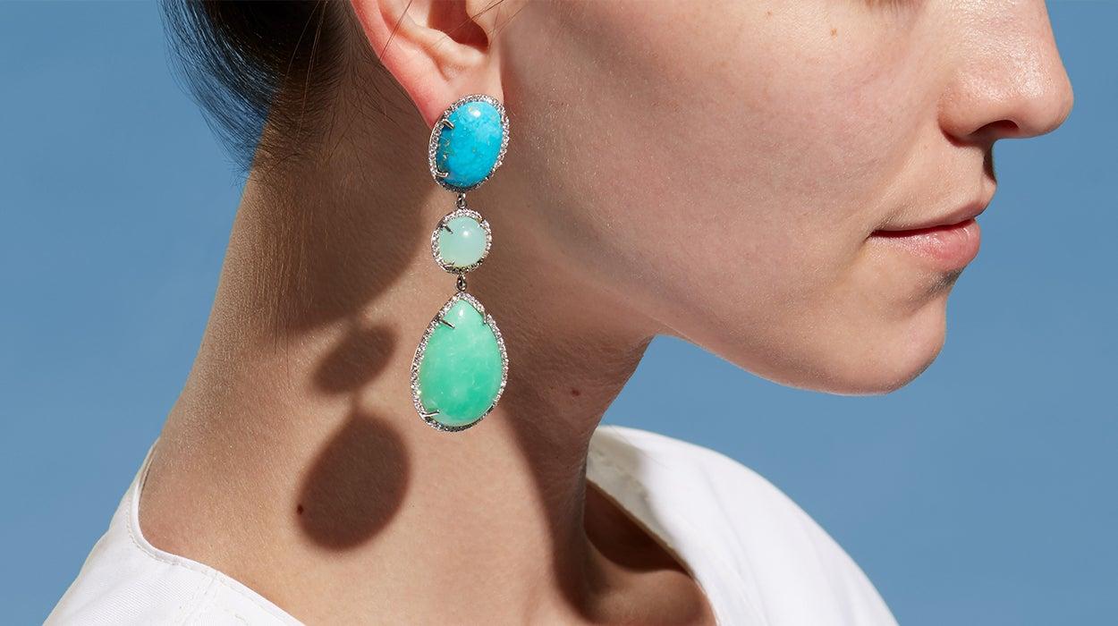 7c8775a82c592 Irene Neuwirth Earrings - Best All Earring Photos Kamilmaciol.Com