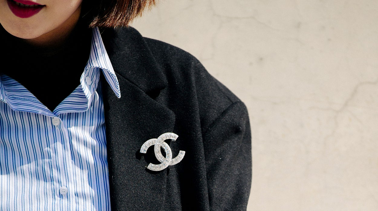 0058d6690 Chanel Brooches | The RealReal
