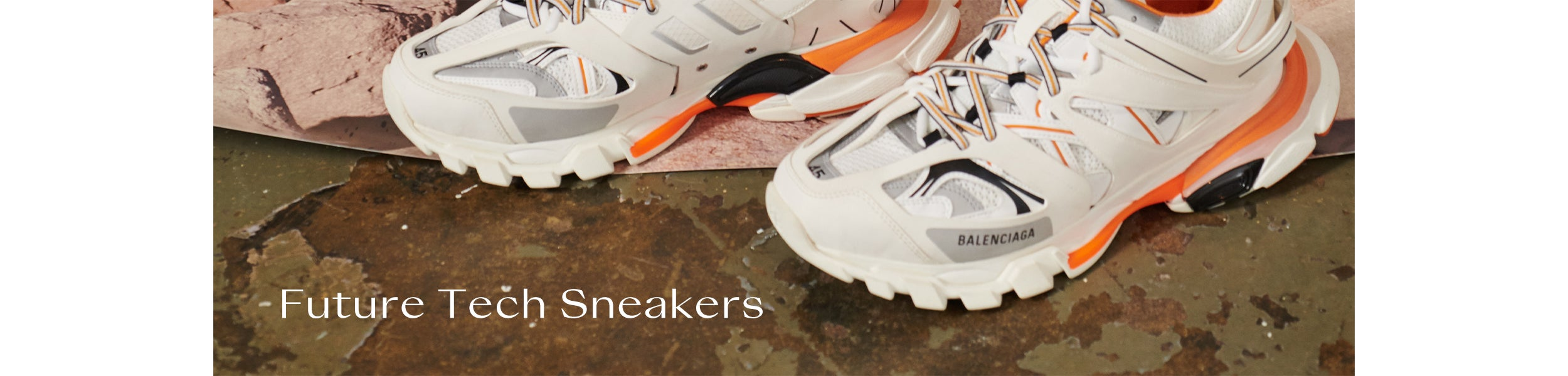 252621e837de Future Tech Sneakers