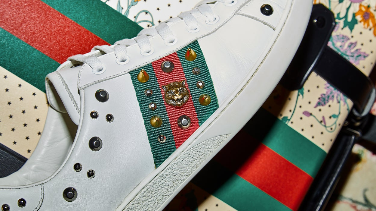 2c2b88ac Gucci Sneakers | The RealReal