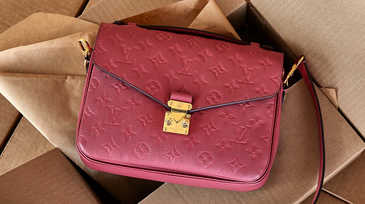 fc874c7e8cbd Louis Vuitton Women. One of the oldest names in ...