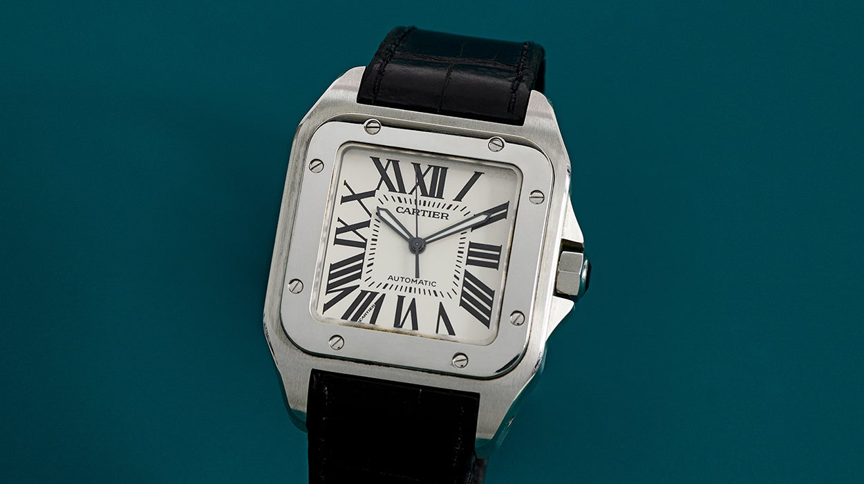 4379cefc9 Cartier Watches | The RealReal